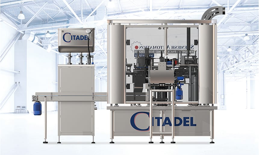 Citadel Automated Packaging Machine