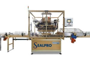 SA Sealpro Total Thermo Sealing Machine 07 Shemesh Automation