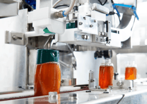 Honey-Line-filling-and-capping-machine